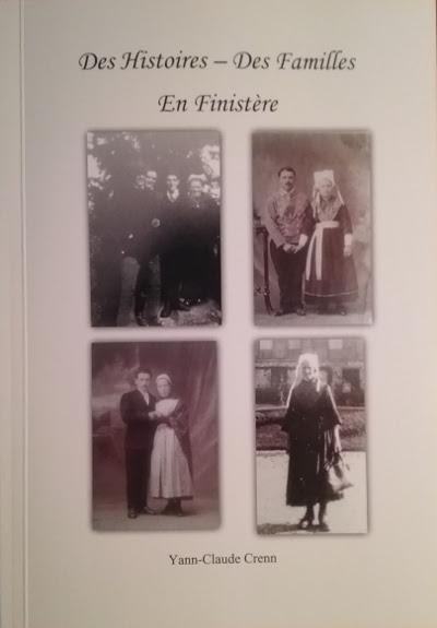 Des Histoires Des Familles En Finistère Yann Claude Crenn