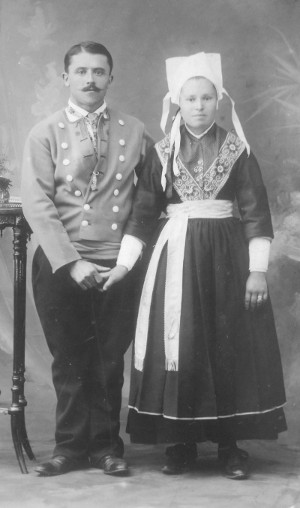 ancêtres bretons généalogie finistère