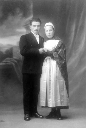 ancêtres famille généalogie finistère